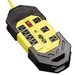 Safety Surge Suppressor, 8 Outlets, 25 ft Cord
