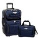 Amsterdam 2 Piece Carry-On Luggage Set