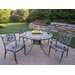 Sunray Hummingbird Dining Set
