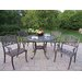 Mississippi 5 Piece Dining Set