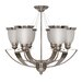 Palladium 6 Light Chandelier