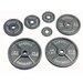 5 lbs Olympic Plate in Gray