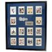 MLB 2008 Trading Card Set Framed -LA Dodgers