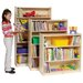 Book Cases with Adjustable Shelves