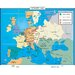 World History Wall Maps - Europe 1648
