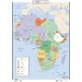 World History Wall Maps - Africa 1914