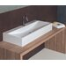 "Ceramica 18.3"" x 18.1"" Vessel Sink in White"