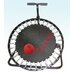 Circular Trampoline Ball Rebounder with 5 Balls