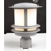 Tusk Outdoor  Post Lantern