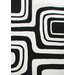 Cine Maze Marshmallow Rug