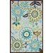 Fergie Flor Stem Window Rug