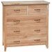 New Court 2 Over 3 Drawer Chest