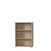 Bocca Three Shelf Bookcase