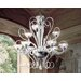 Bolero 6 Light Chandelier Bulb Type 9x75 G9
