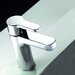 Cromo Zip Single Hole Bathroom Faucet with Single Handle