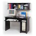 Sonoma 13&quot; H x 48&quot; W Desk Hutch