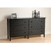 Berkshire 6 Drawer Dresser