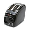 Avanté Classic 2-Slice Toaster in Black