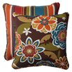 Annie / Westport Reversible Corded Throw Pillow