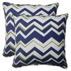 Tempo Corded Throw Pillow