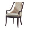 Hudson Street Upholstered Back Arm Chair