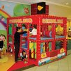 Tot Town Contained Bus Unit Playhouse