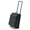 "Padded Hard Side Wheeled Projector Case with Removable Laptop Case: 22"" H x 14"" W x 11"" D"