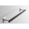 Towel Bar with Chrome Mounting