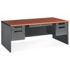 "Mesa Series 36.25"" Executive Panel End Computer Desk"