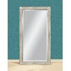 Beaded Leaner Mirror - Antique Mirror
