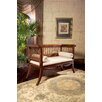Masterpiece English Settee Bench