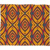 Wagner Campelo Maranta Polyester Fleece Throw Blanket