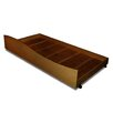 Chocolate Twin Trundle Box