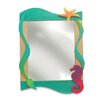 Tropical Seas Rectangular Dresser Mirror