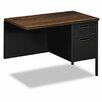 "Metro Classic Series Workstation 29.5"" H x 42"" W Right Desk Return"