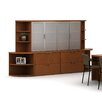 Unity Executive Series Wood Freestanding Lateral File
