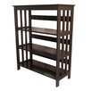 3 Tier Bookcase in Espresso