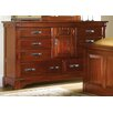 Kalispell 8 Drawer Dresser