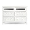 Kentwood 6 Drawer Media Dresser