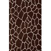 Safari Chocolate Rug
