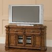 "Breckenridge 55"" TV Stand in Pecan"