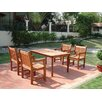 Balthazar 5 Piece Dining Set