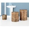 Havana Hamper with Wastebasket (Set of 3)