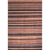 Tibetan Black/Blue Stripes Rug