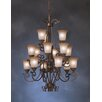 Larissa Indoor 15 Light Chandelette