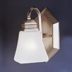 Polygon 1 Light Wall Sconce