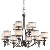 Lacey 12 Light Chandelier