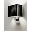 Clavius 1 Light Wall Sconce with Bracket