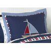 Nautical Nights Collection Standard Pillow Sham