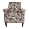Harlow Paisley Arm Chair